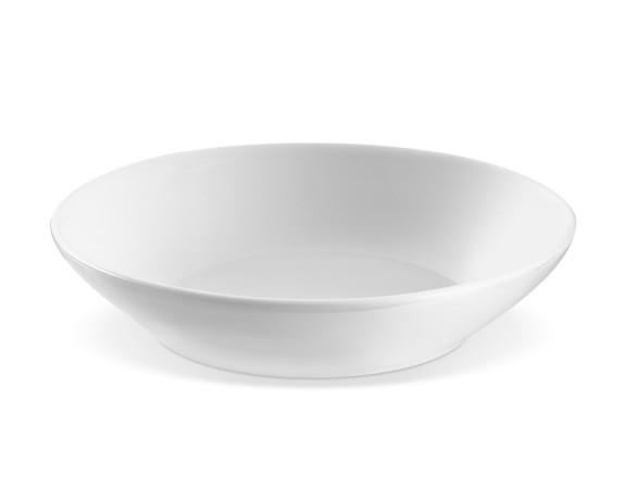 Pillivuyt Coupe Porcelain Soup/Pasta Plates, Set of 4