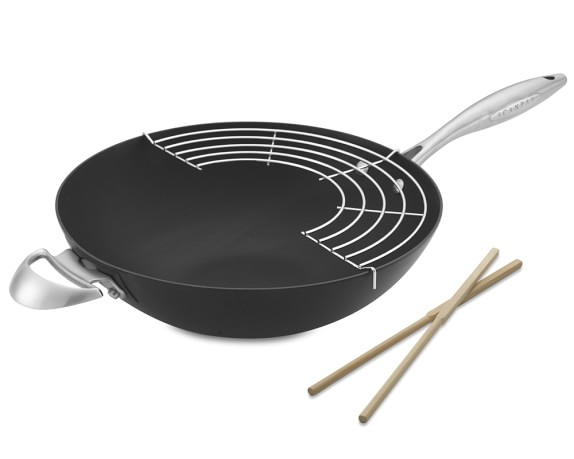 Scanpan Professional Nonstick Wok, 12 1/4