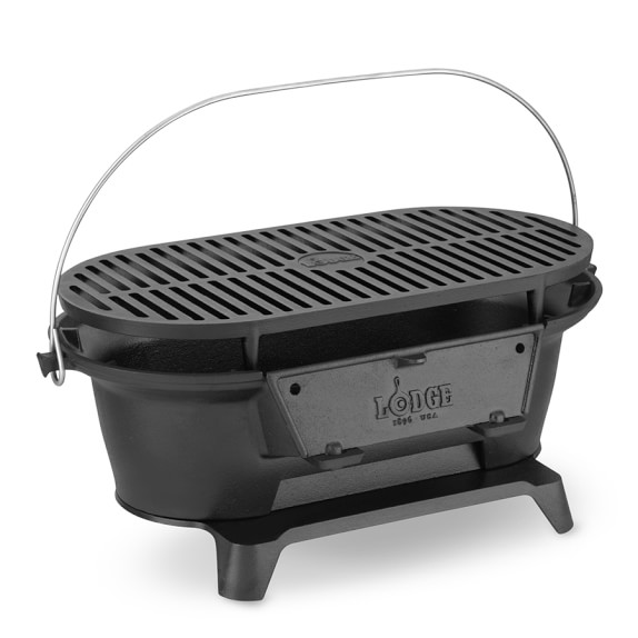 Lodge Sportmans Camping Grill