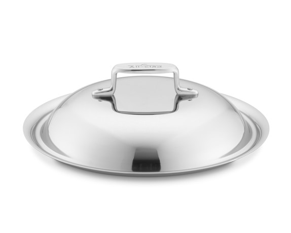 All-Clad d5 Stainless-Steel Domed Lid, 10 1/2