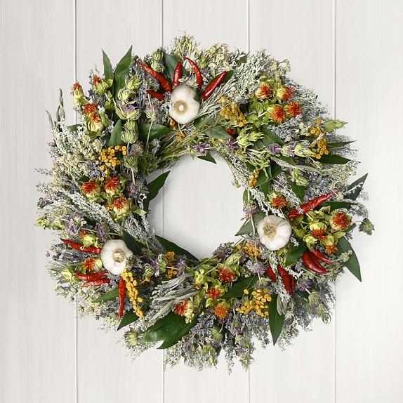 Herb & Garlic Wreath, 18