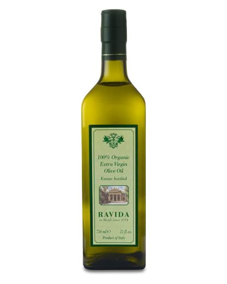 Organic Ravida Extra Virgin Olive Oil