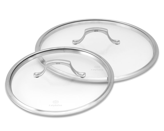 Calphalon Power Fry Pan Lid Set, 10