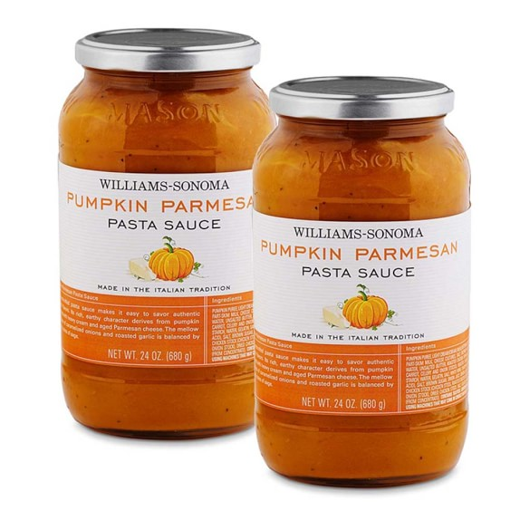 Pumpkin Parmesan Pasta Sauce, Set of 2