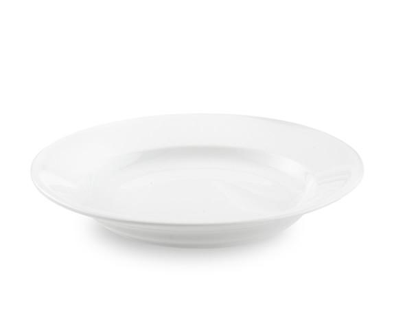 Apilco Tradition Porcelain Soup Bowls, Set of 4