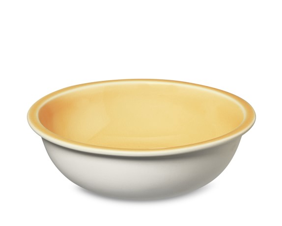 Jars Cantine Individual Bowls, Set of 4, Yellow