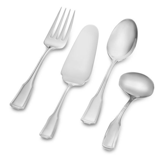 Hampstead 4-Piece Serving Set