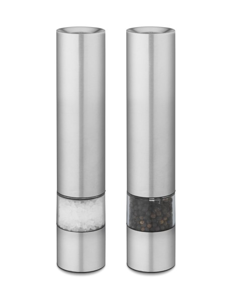Cole & Mason Electric Salt & Pepper Mills, Set of 2