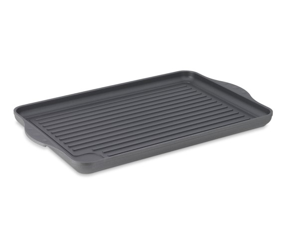 Swiss Diamond Nonstick Double Burner Grill Pan