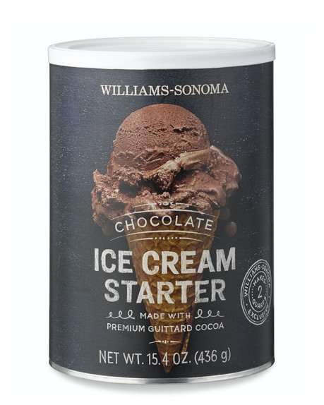 Williams-Sonoma Ice Cream Starter, Chocolate