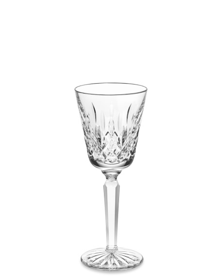 Waterford Lismore Tall Wine Glass, Platinum