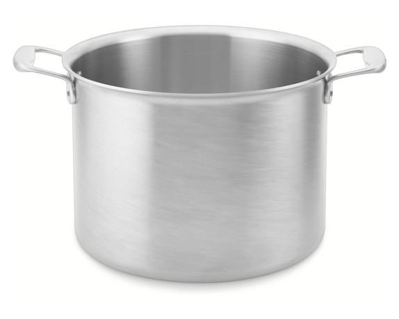 All-Clad TK™ Stainless-Steel Stock Pot, 12-Qt.