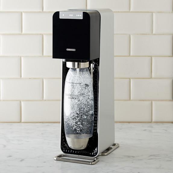 sodastream power source sparkling water maker williams. Black Bedroom Furniture Sets. Home Design Ideas