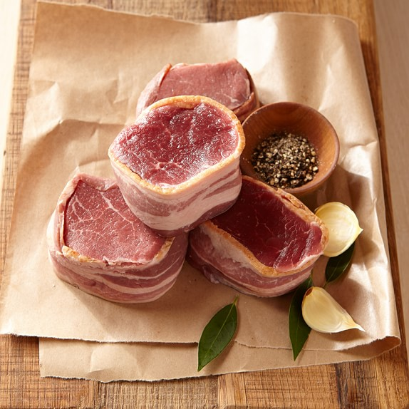 Double R Ranch Co. Bacon-Wrapped Filet Mignon