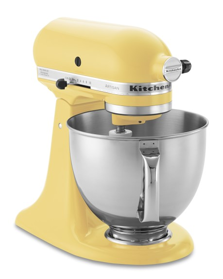KitchenAid® Artisan Stand Mixer, Majestic Yellow