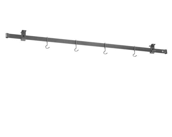 Enclume Low Ceiling Bar Pot Rack, 60