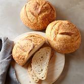 Sourdough Bread Loaves, Set of 3