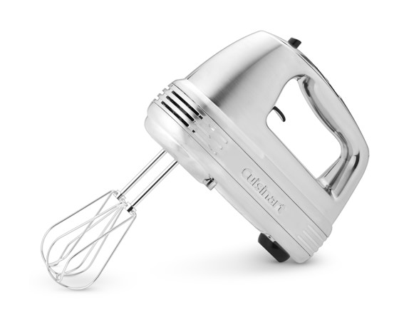 Cuisinart 9-Speed Hand Mixer with Storage Case