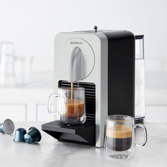 williams sonoma nespresso machine