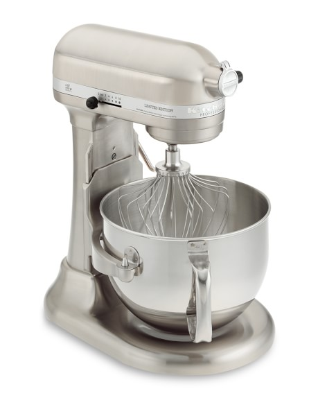 KitchenAid® Professional 620 Stand Mixer, Brushed Nickel