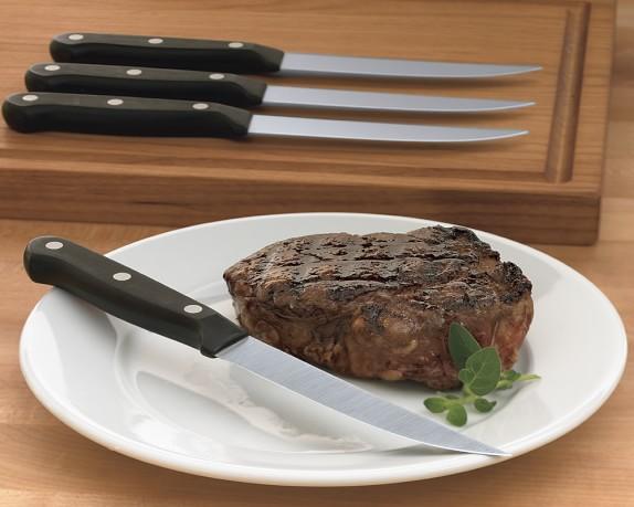 Wüsthof Gourmet Steak Knives, Set of 4