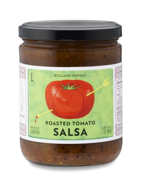 Williams Sonoma Taqueria Salsa, Roasted Tomato