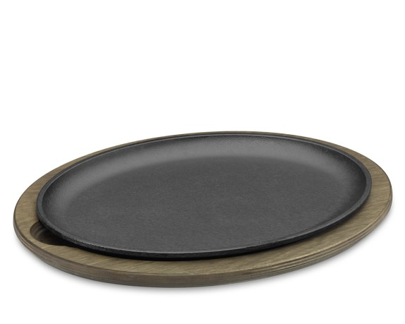 Lodge Cast-Iron Jumbo Fajita Set