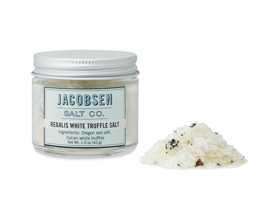 Jacobsen Salt Co. Italian White Truffle Salt