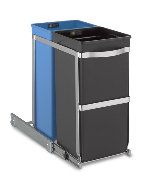 simplehuman™ Pull-Out Recycler
