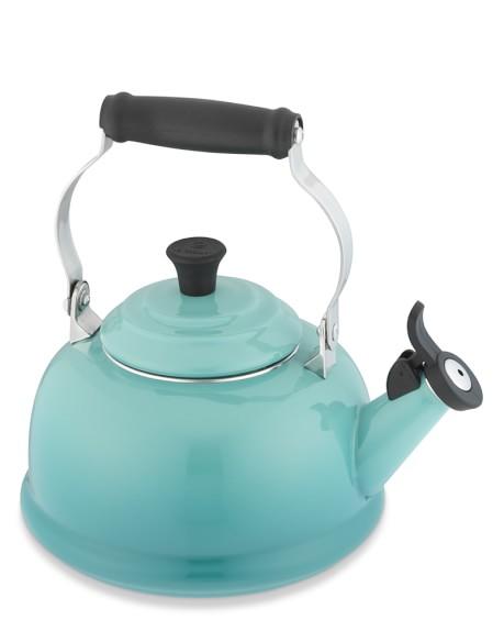 Le Creuset Tea Kettle, Caribbean