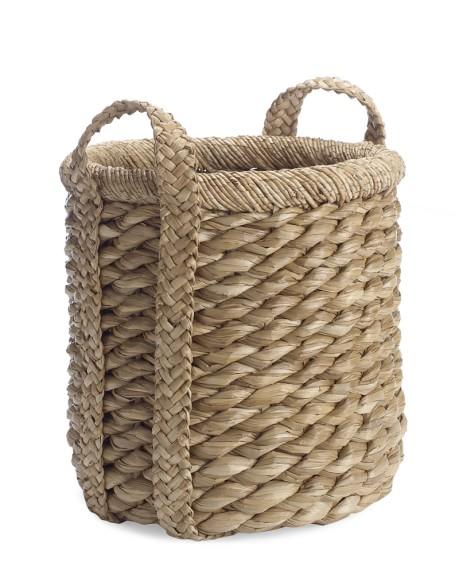 Higbee Round Basket, Small