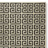 Greek Key Kilim Swatch, 18