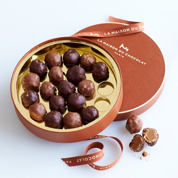 La Maison du Chocolat Coffret Petit Rochers