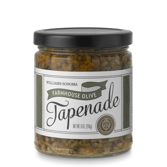 Farmhouse Olive Tapenade