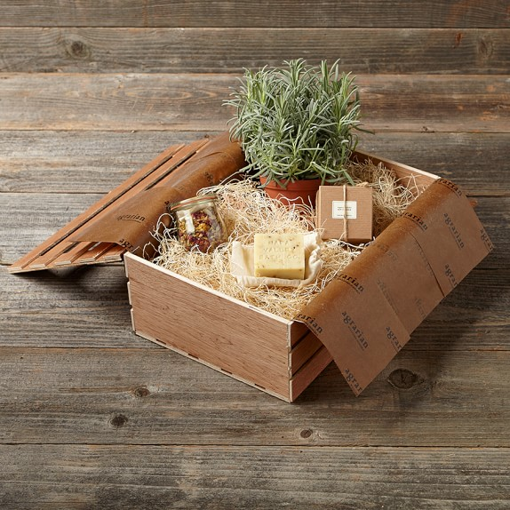 The Soothing Lavender Crate