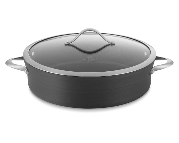 Calphalon Contemporary Nonstick Sauteuse, 7-Qt.