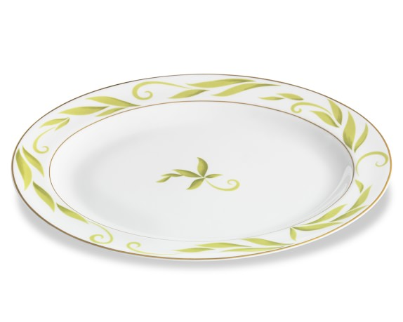 Bernardaud Frivole Oval Platter