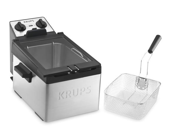 Krups High-Performance Deep Fryer