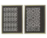 Katagami Print, Set of 2