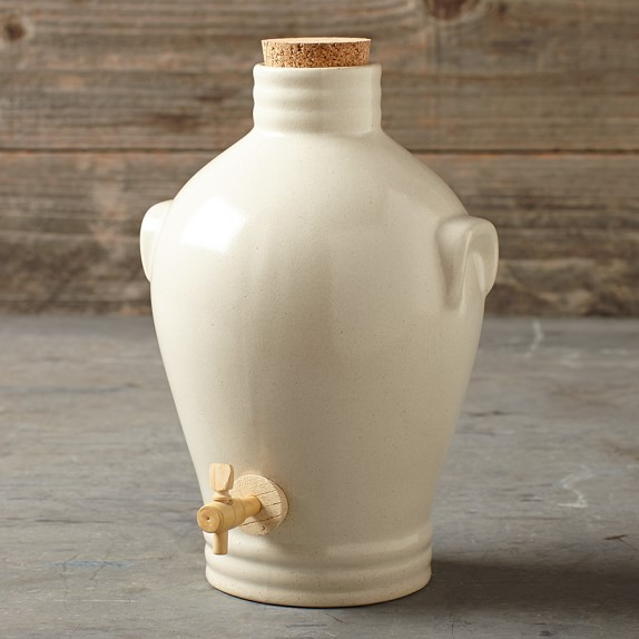 Ceramic Vinegar Pot