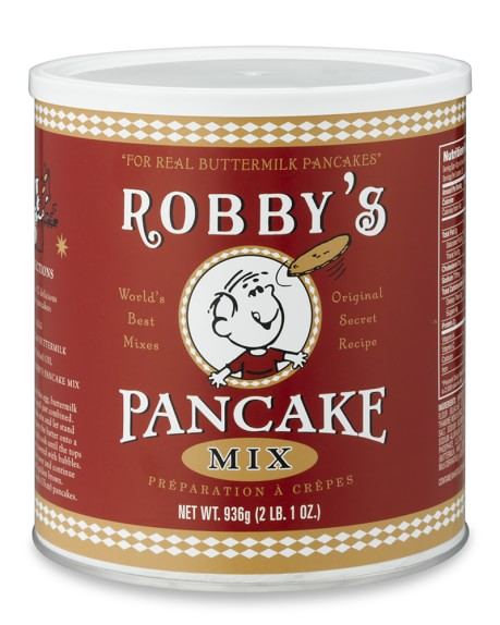Robby's Buttermilk Pancake Mix