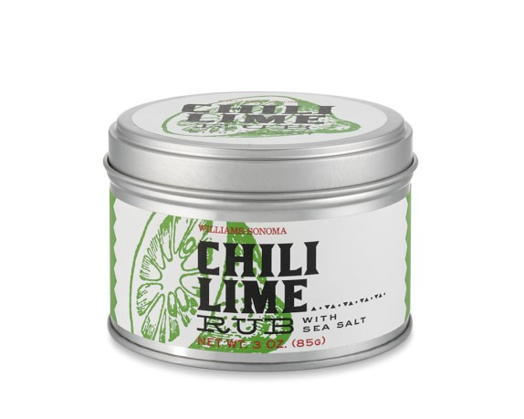 Chili-Lime Rub