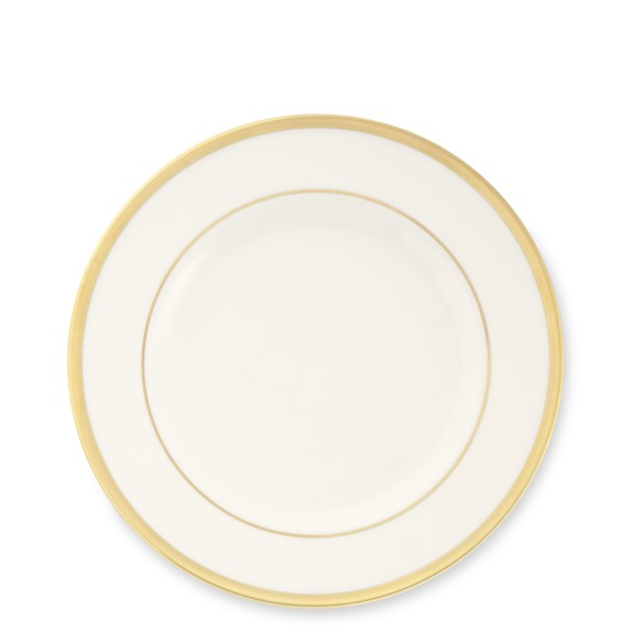 Pickard Signature Bread & Butter Plate, Gold