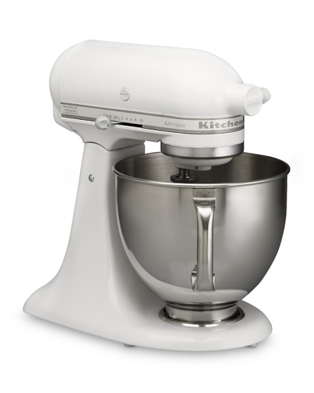 KitchenAid® Artisan Stand Mixer, White