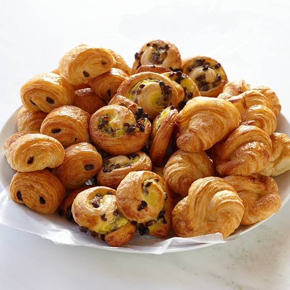 Mini Croissant Collection, Set of 45
