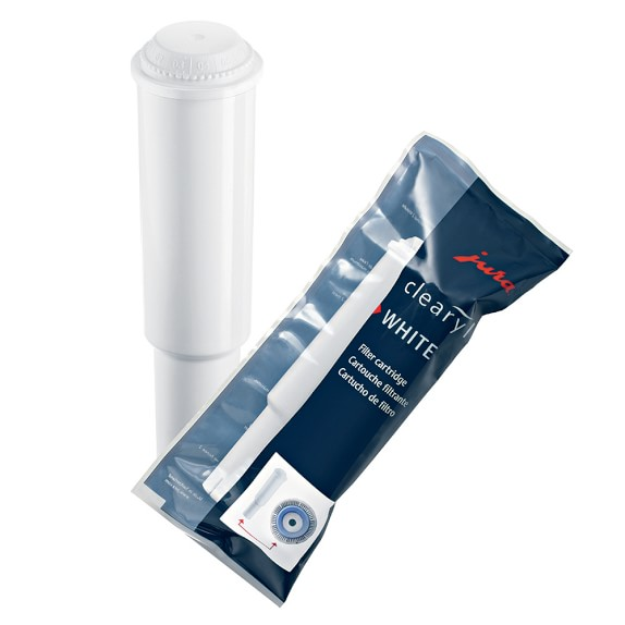 Jura Clearyl Water Filter, White