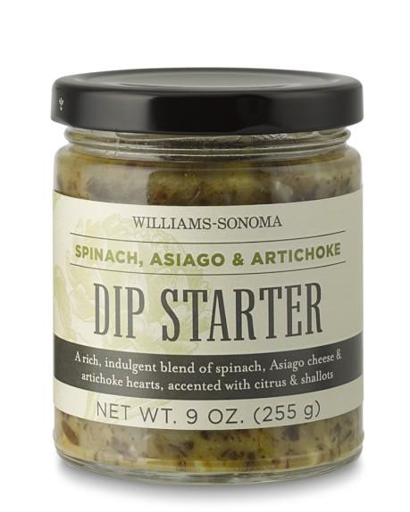 Williams-Sonoma Entertaining Dip Mix, Spinach Asiago Artichoke