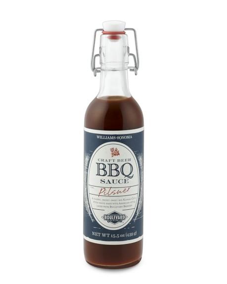 Williams-Sonoma BBQ Sauce, Boulevard Craft Beer