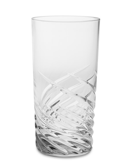 Baccarat® Spin Highball Glasses, Boxed Set of 2