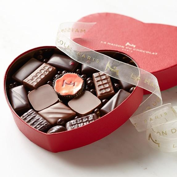 La Maison du Chocolat Heart Gift Box